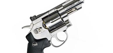 Revolver a plomb