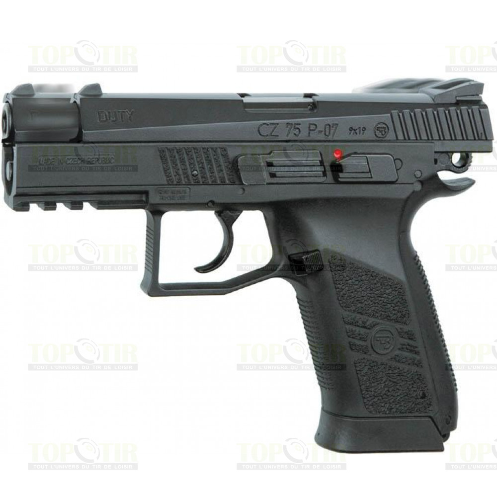Pistolet CZ75 P-07 Duty Blowback