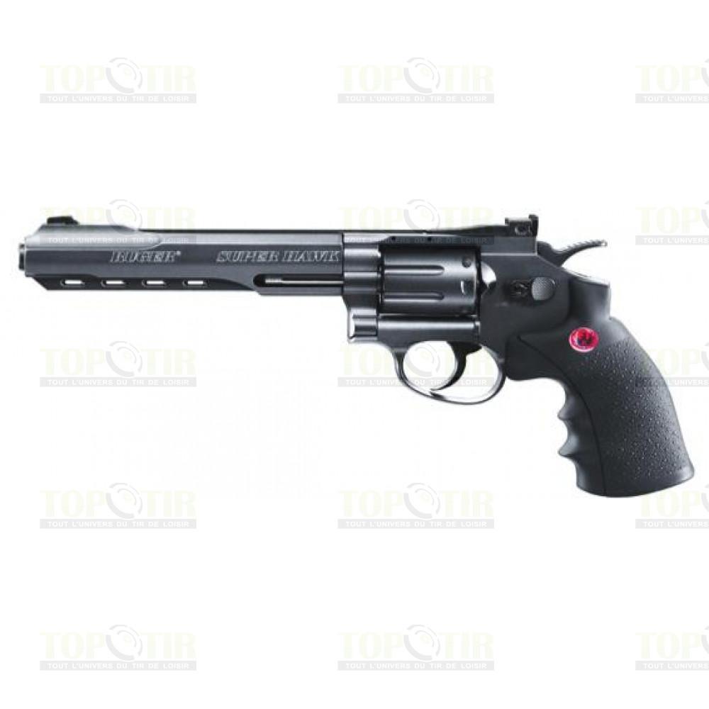 Revolver Ruger Super Hawk 6 pouces noir