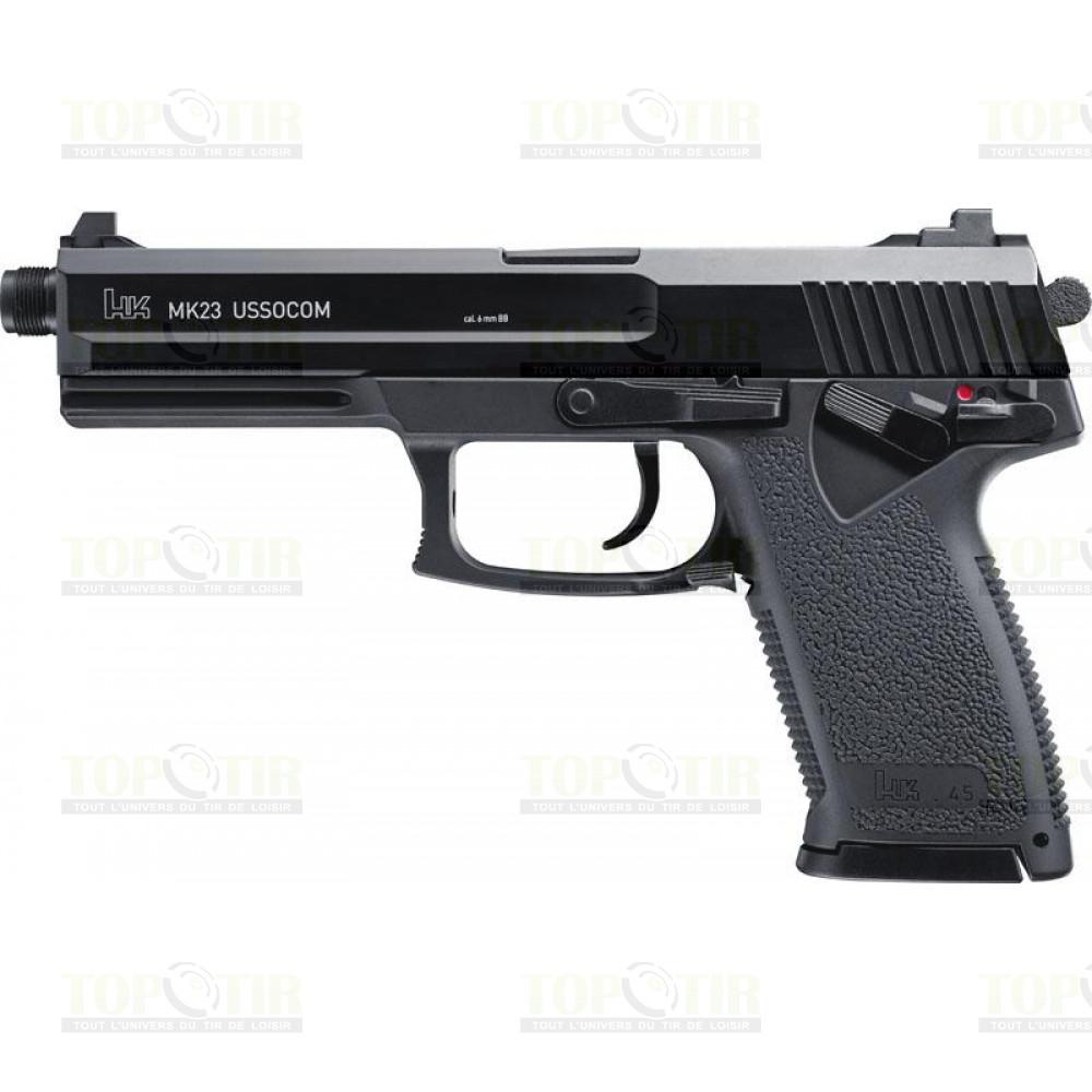 Pistolet HK MK23