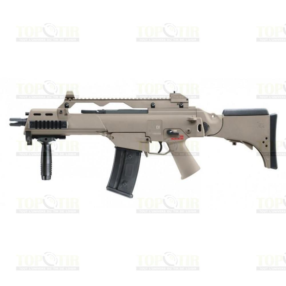 Fusil d'assaut HK G36 CV FDE Full auto