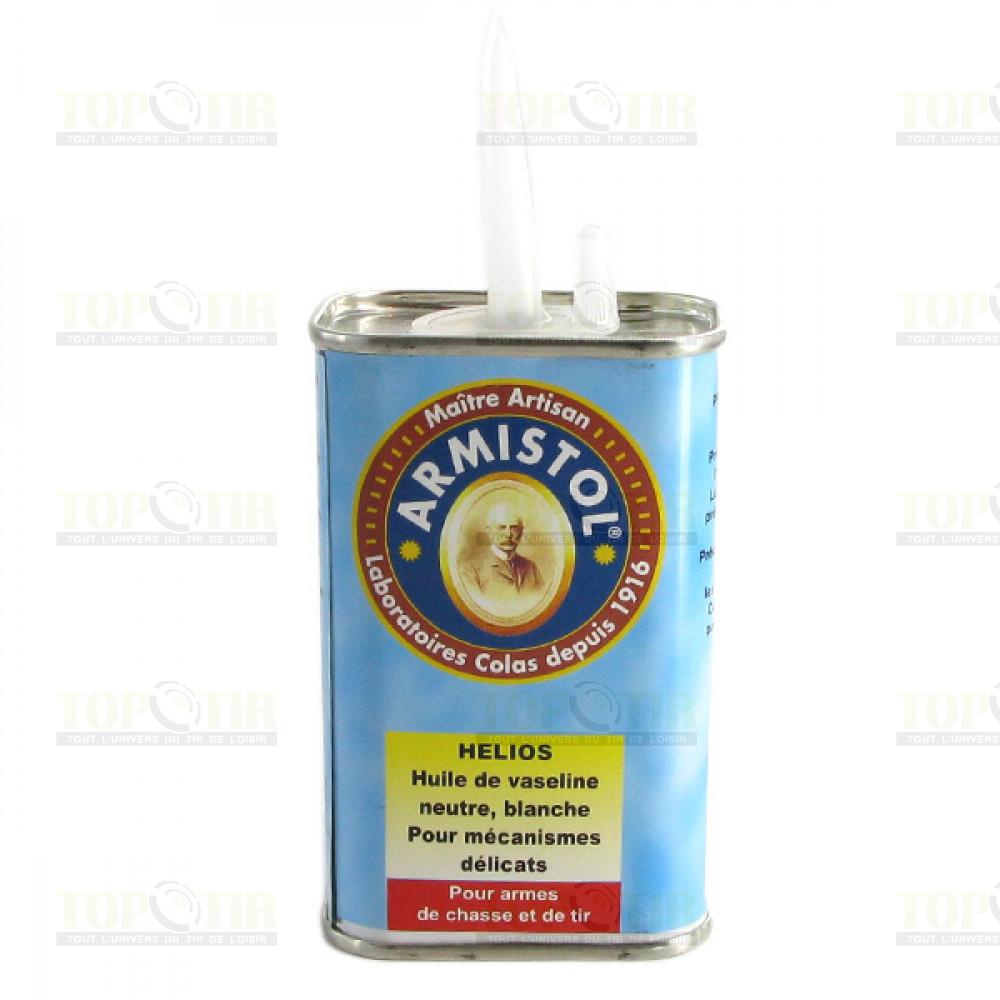 Burette de vaseline blanche en huile Hélios ARMISTOL