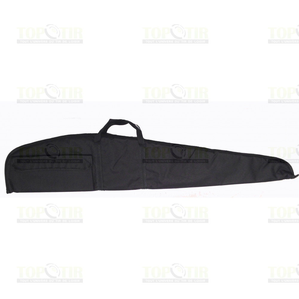 Fourreau carabine noir 123 cm