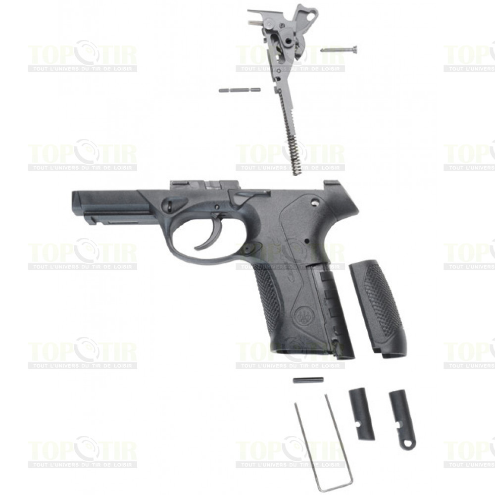 pistolet d 39 alarme type px4 storm noir cal 9mm. Black Bedroom Furniture Sets. Home Design Ideas