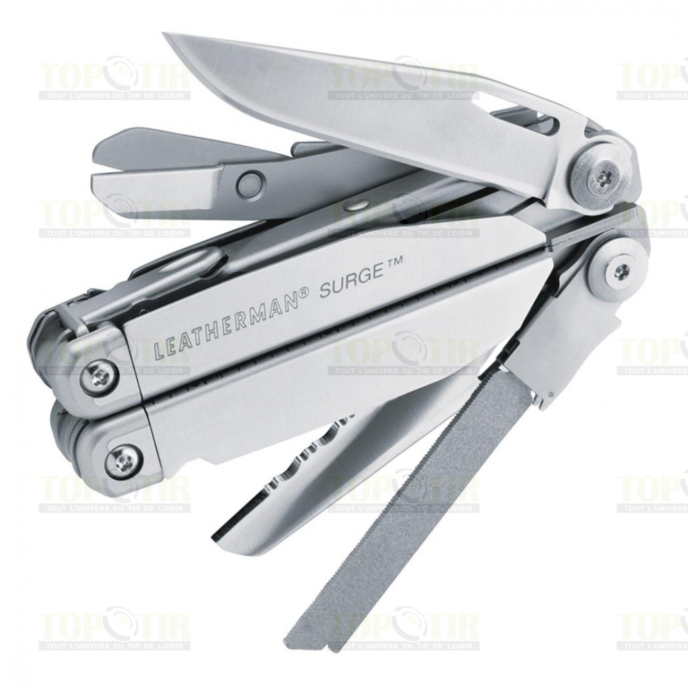 Pince multifonctions leatherman surge equipement - Pince multifonction leatherman ...