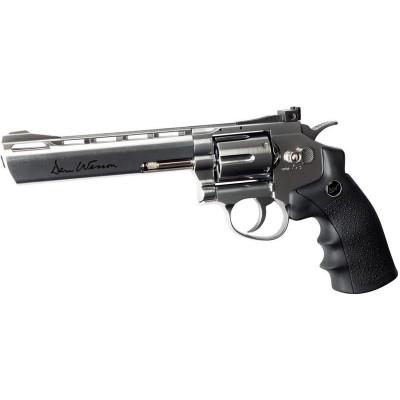 """Revolver Dan Wesson chromé 6"""""""