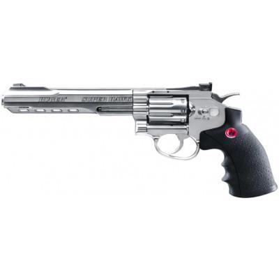 Revolver Ruger Super Hawk 6 pouces silver