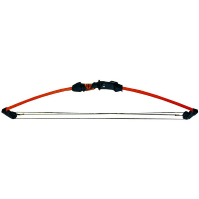 Panoplie Arc Compound Comanche rouge 10 LBS