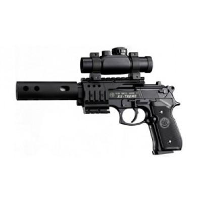 Beretta 92 FS XX-Treme Noir Umarex 3.6j cal. 4.5mm