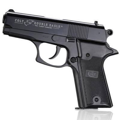 Pistolet Colt Double Eagle Combat Commander Noir cal. 9mm Umarex