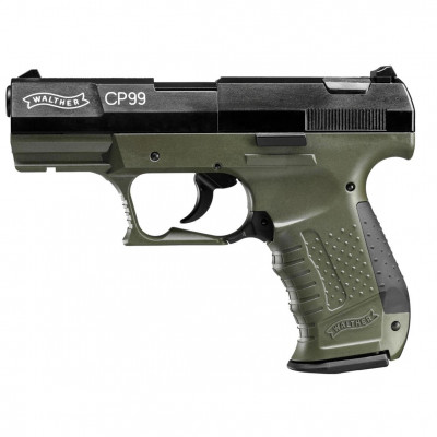 Pistolet Walther CP 99 Military 3.5j cal 4.5 mm