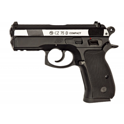 MM CZ 75D Compact Bicolore 3j max cal. 4.5 mm