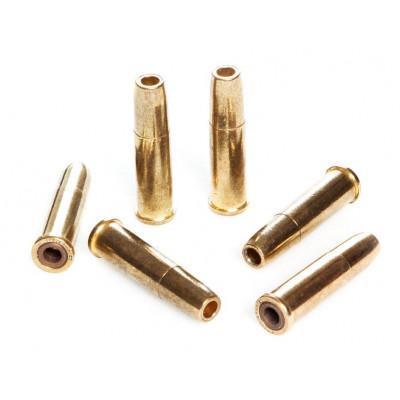 6 Douilles 4.5mm pour plombs de speedloader Dan Wesson