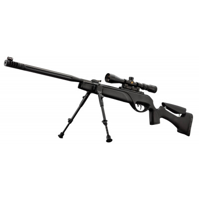 Carabine 4.5mm HPA IGT 19,9 joules + lunette 3-9 x 40 WR + Bipied