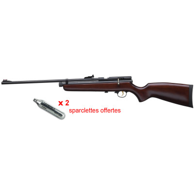Pack Bolt Action CO2  7,5 J. cal. 4.5 mm