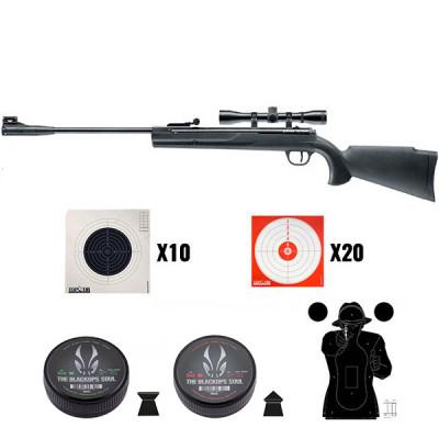 Pack Hammerli 700 Hunter Force Combo 19,9j. cal. 4.5