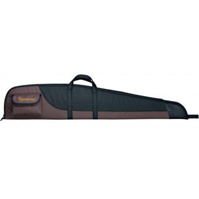 Fourreau pour carabine marron et noir avec embout renforcé Browning