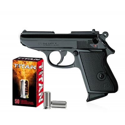 Kit défense Kimar Lady K noir cal. 9mm