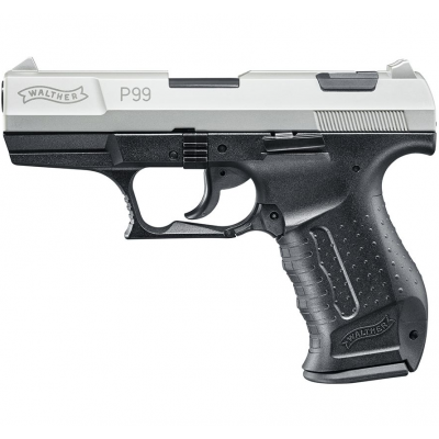 Pistolet Walther P99 bicolore cal.9mm UMAREX