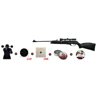 Pack Gamo 640 (black Shadow) 9.19 J. cal. 4.5 mm