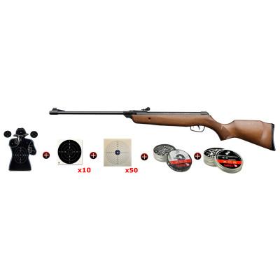 Pack Carabine Gamo 400  9,19 J. cal. 4.5 mm