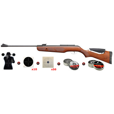 Pack Hunter IGT 23 J. Cal.4.5 mm