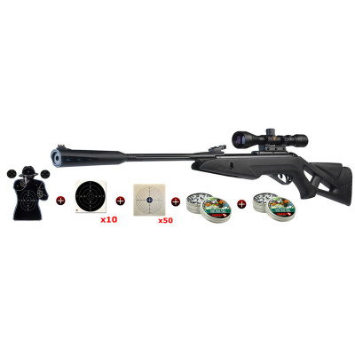 Pack Gamo Whisper X Tactical 10 J. cal 4.5 mm