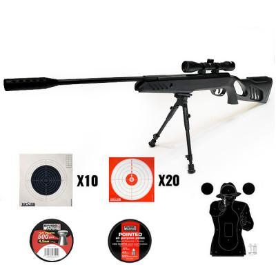 Carabine Swiss Arms SA1200 TACTICAL 19.9j Cal. 4.5