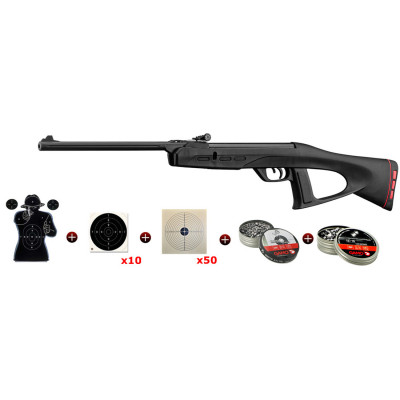 Pack Gamo Delta fox GT orange SE  7,5J. 4.5mm