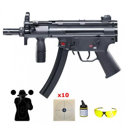 Pack HK MP5K cal. 6 mm