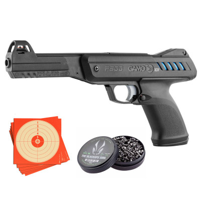 Pack pistolet à plombs Gamo P900 IGT 4,5mm - 3 joules