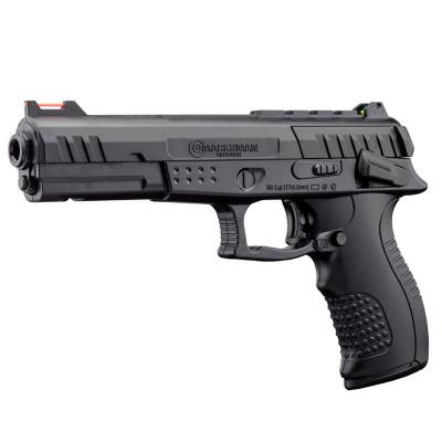 Pistolet Air Comprimé Beeman Marksman 1018 0,65 Joule calibre 4.5mm Visée fibre optique