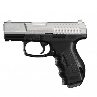 Pistolet Walther CP99 Compact Bicolore 3 joules max cal 4.5 mm