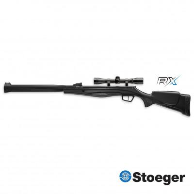 Carabine Stoeger RX20 S3 SUPPRESSOR COMBO cal 4.5mm 19,9j + lunette 4x32