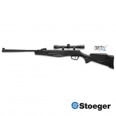 Carabine STOEGER RX20 Dynamic Combo 19.9J Cal. 4.5 mm avec Lunette 4x32
