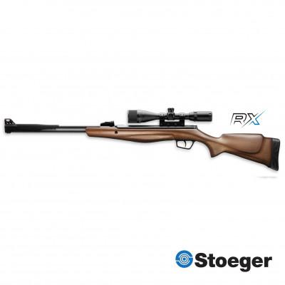 Carabine STOEGER RX40 Bois COMBO Cal. 4.5mm 19,9J avec Lunette 3-9x40