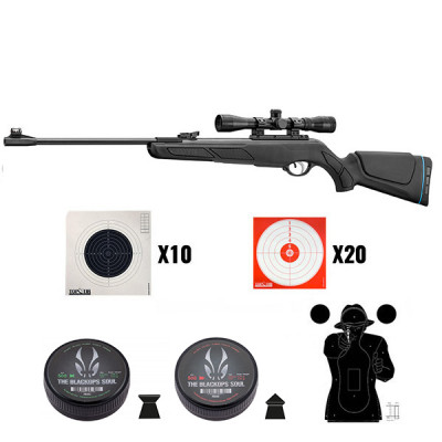 Pack carabine Gamo Shadow IGT 19,9 joules + 4x32WR
