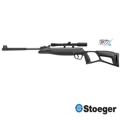 Pack Carabine à Plombs Stoeger X3 TAC 7 Joules Cal.4.5 mm - Lunette de visée 4x20