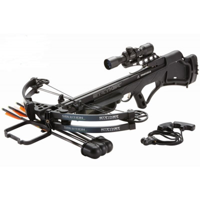 Stryker Solution 125 lbs Black