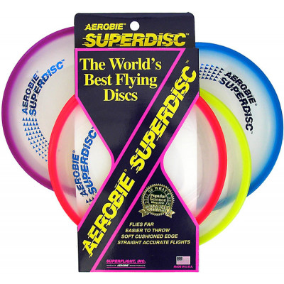 Frisbee Super Disc 24.5 cm