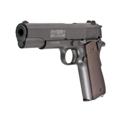 Pistolet P1911 full metal blowback cal. 4.5 mm