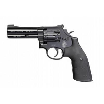 "Revolver Smith & Wesson 586 noir 4"" cal. 4.5 mm"