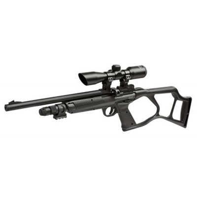 KIT CARABINE UMAREX RP5 CO2 - 5,5 mm 11 joules (pistolet plombs)