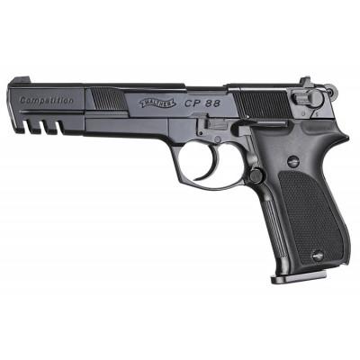 Walther CP 88 Compétition Noir 3.63j cal 4.5 mm