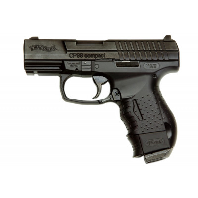 Walther CP99 Compact Noir 3j max cal 4.5 mm