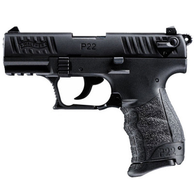 Pistolet Walther P22 Q Noir cal. 9mm Umarex