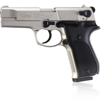 Pistolet Walther P88 Chromé cal.9mm UMAREX