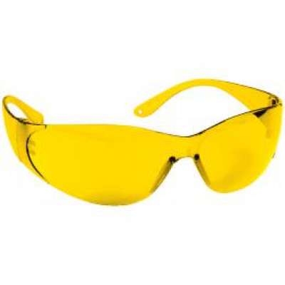Lunettes de protection jaune