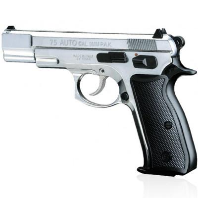 Pistolet Kimar CZ 75 auto Chromé cal. 9mm